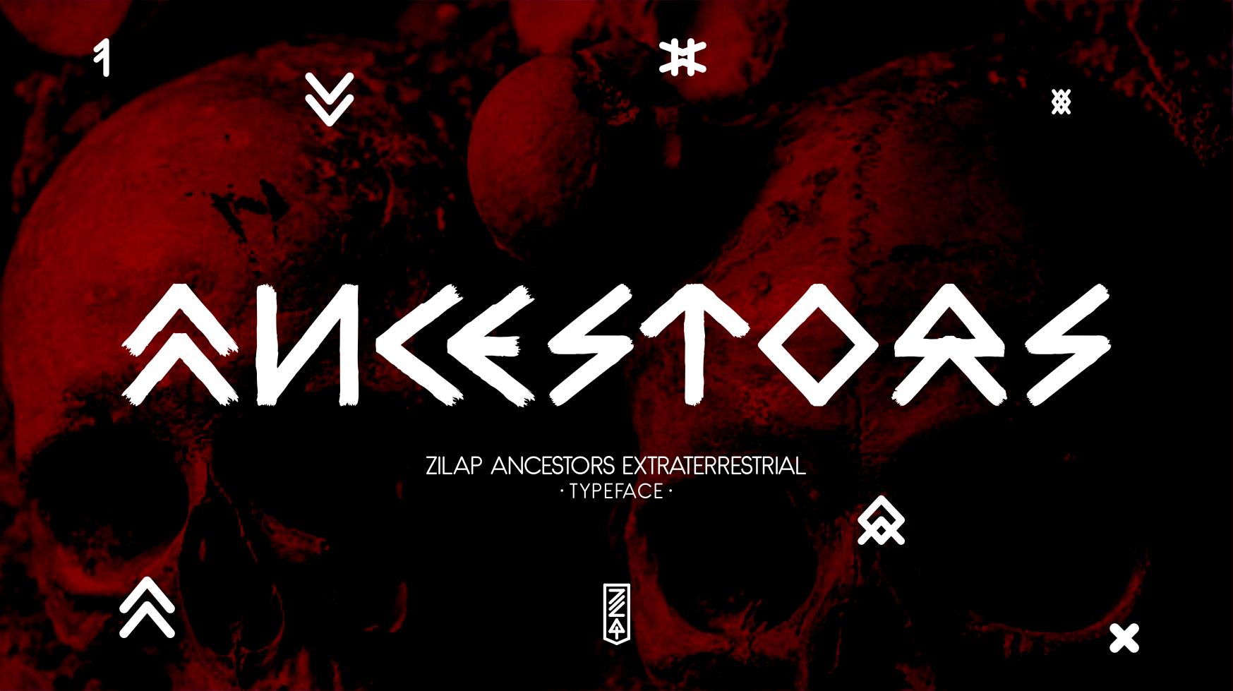 Zilap Extraterrestrial Ancestors example image 5