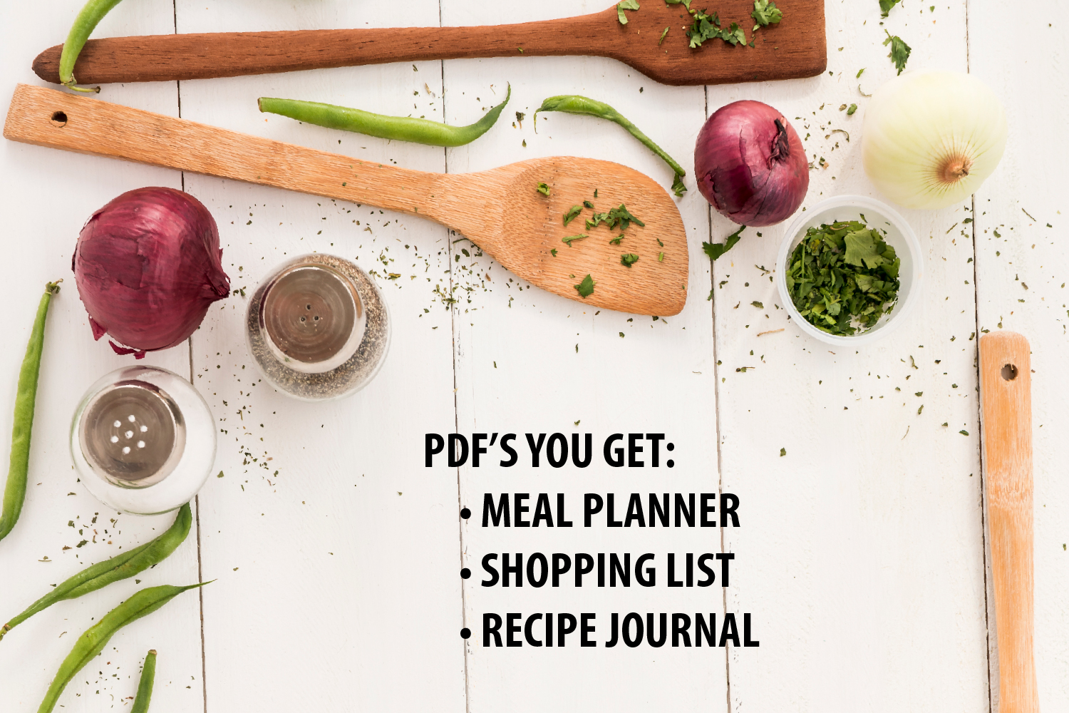 Meal Planner Printable example image 7