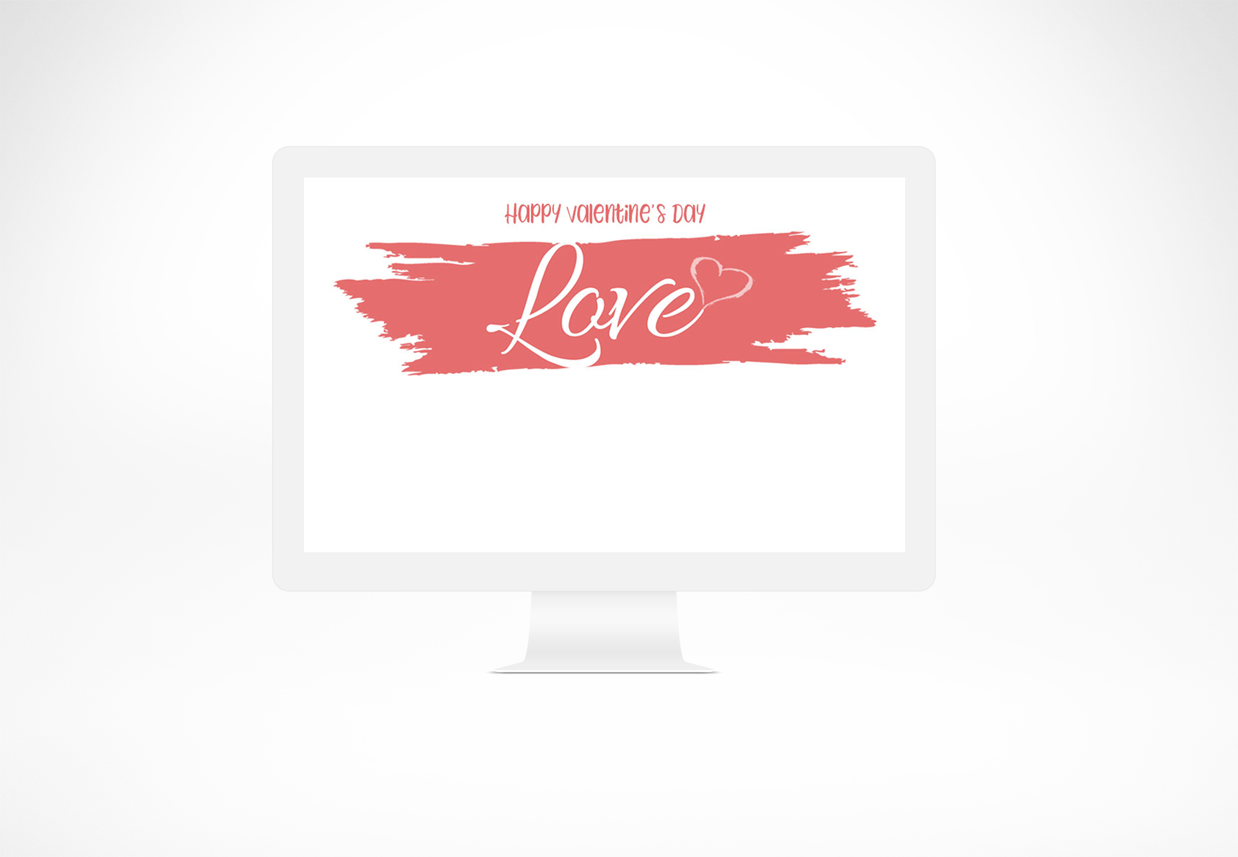 Valentine's Day Facebook Banner example image 2