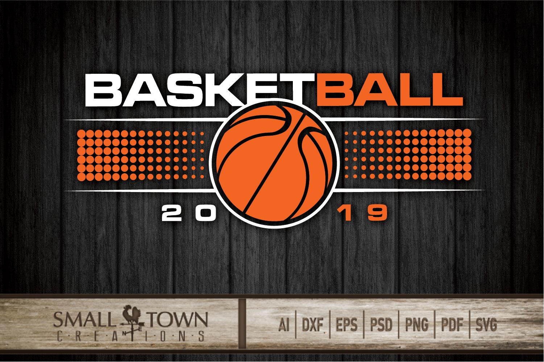 Basketball, Sports ball, sport team logo, PRINT, CUT, DESIGN example image 5