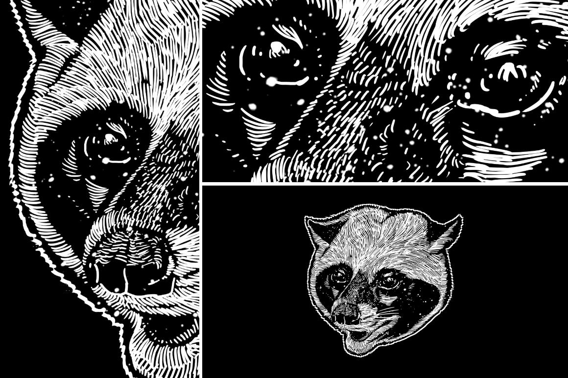 Weasel ART example image 4