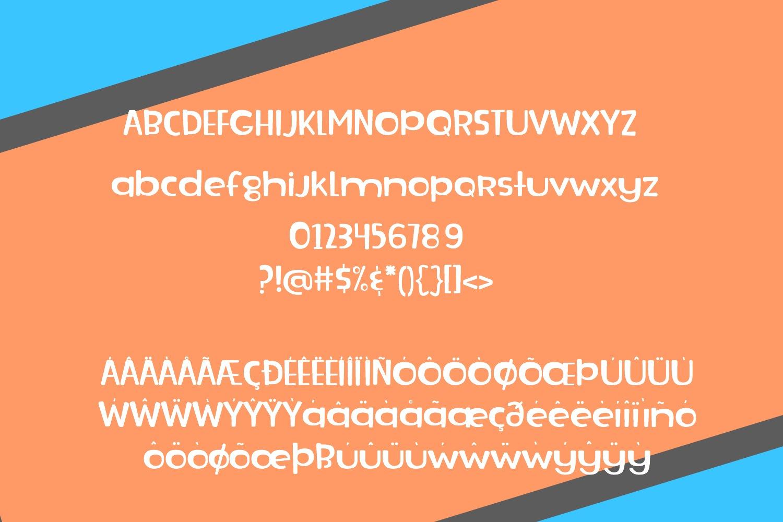 Bug Juice Font example image 2