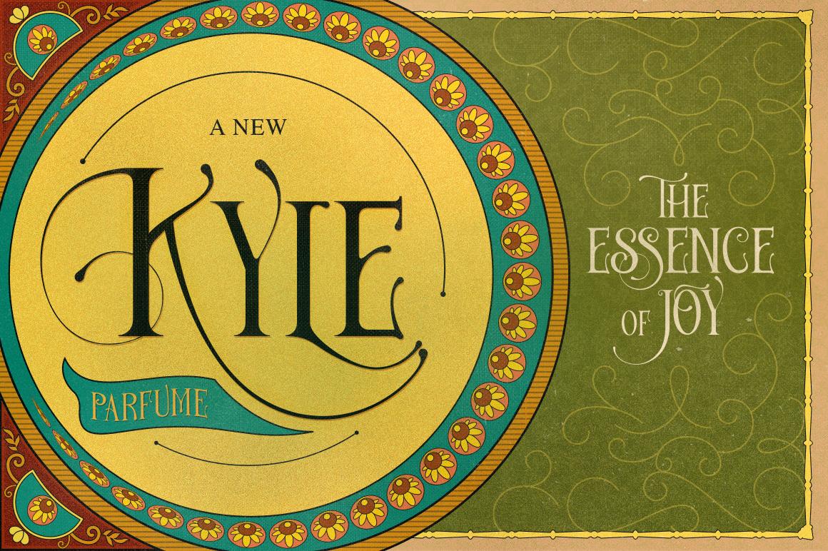 De Arloy Typeface example image 6