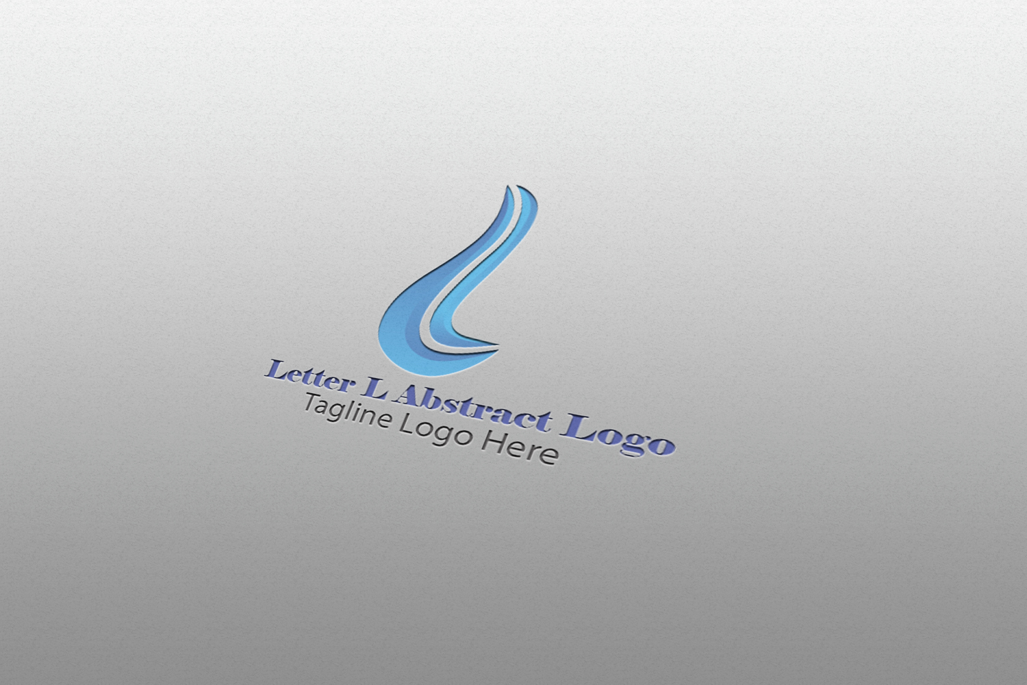 Premium Letter L Abstract Logo example image 3