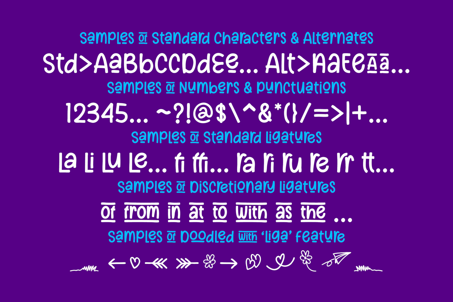 BigBuck - a Quirky Fun Cuttable Font example image 6