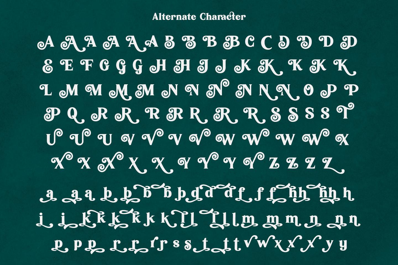 Karimun - Modern Serif Font example image 13