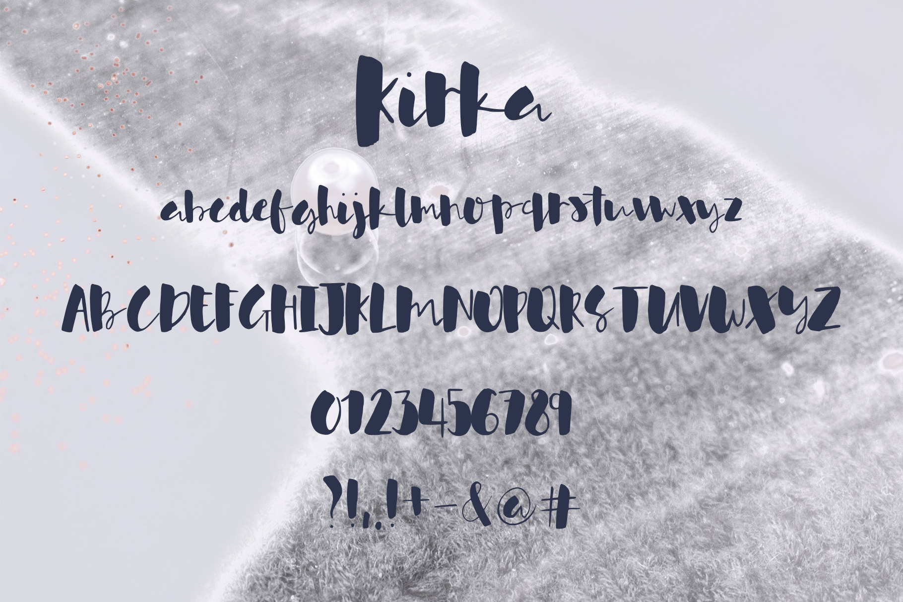 Kirka Font example image 7