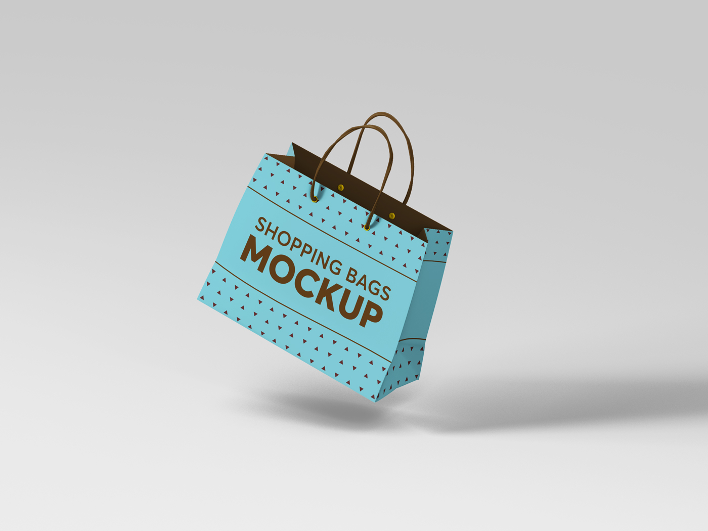 Shopping Bag Mockups V2 example image 15