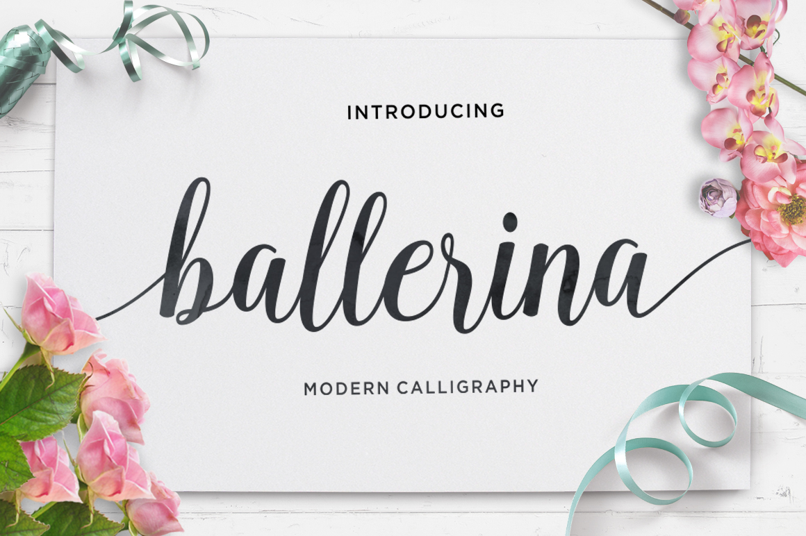 14 IN 1 FONT BUNDLE example image 2