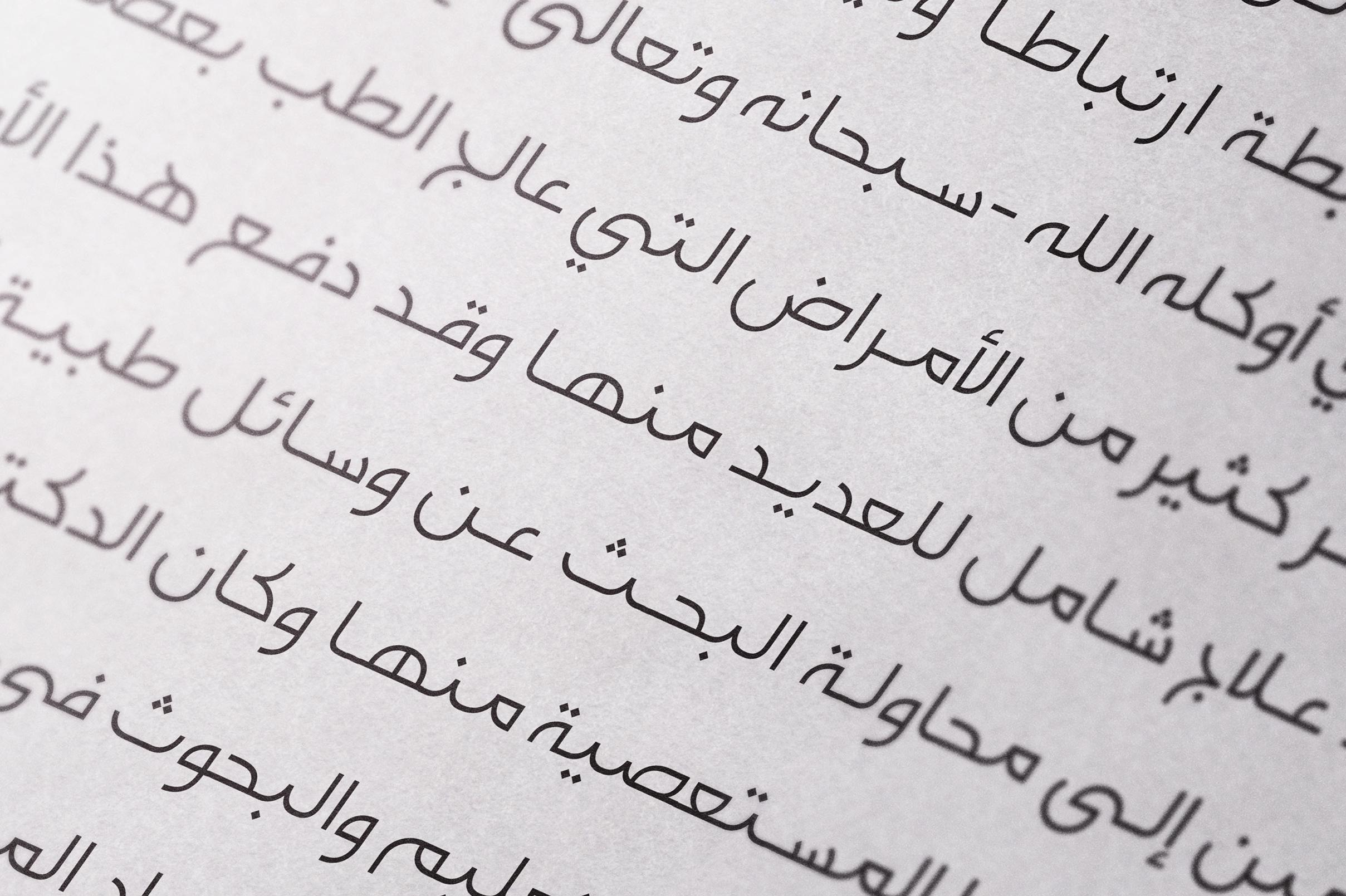 Falak - Arabic Font example image 11