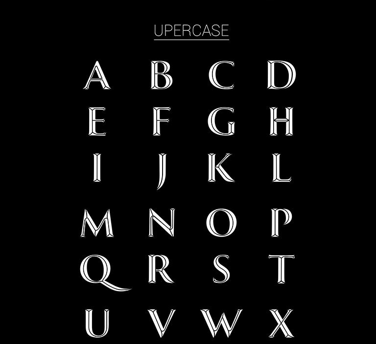 Invictus Serif Typeface example image 3