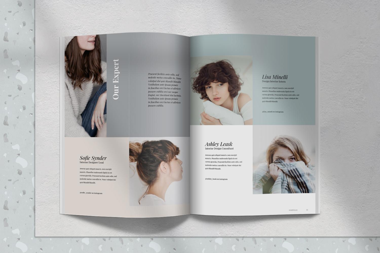 SOFT - Creative Portfolio example image 4