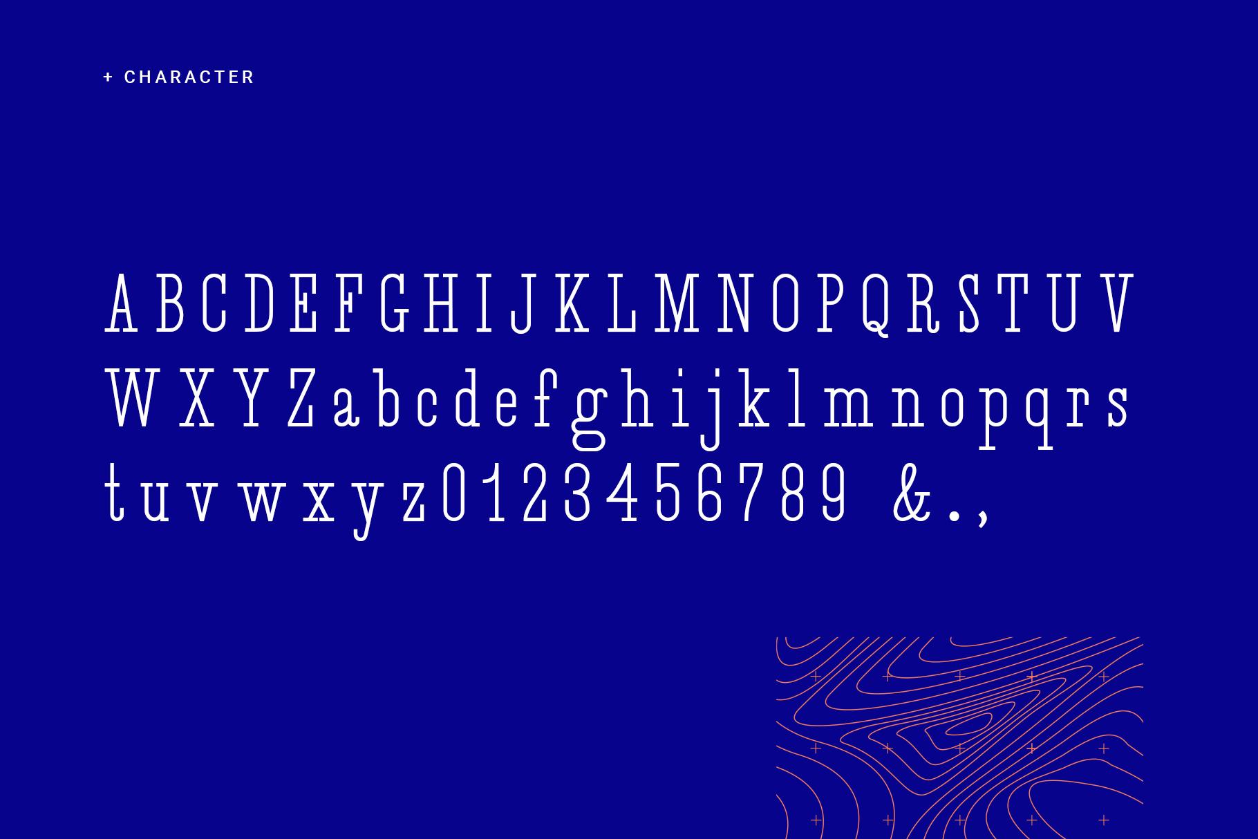 Desuka Slab Font example image 2