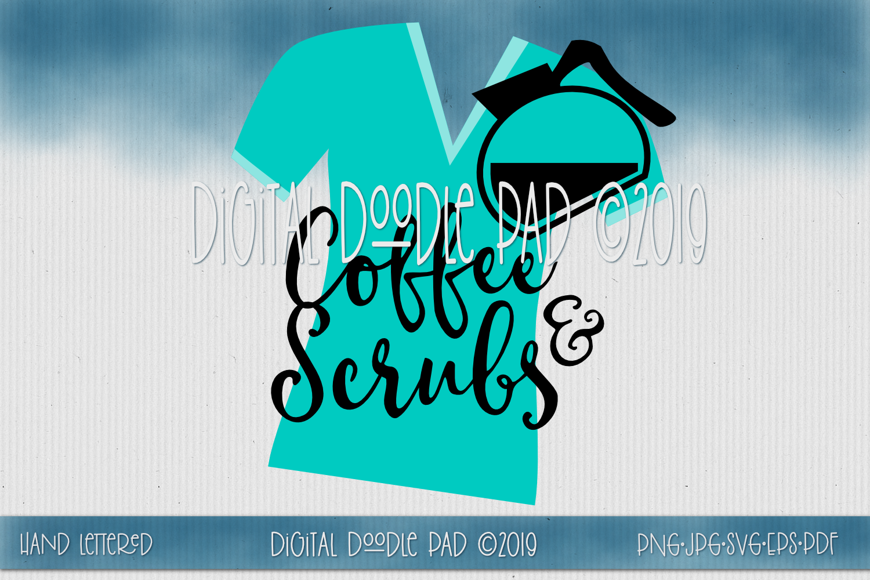 Nurse SVG Mini Bundle by Digital Doodle Pad example image 6