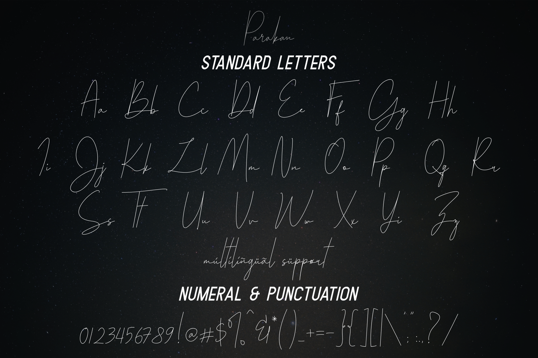 Parakan Script example image 6