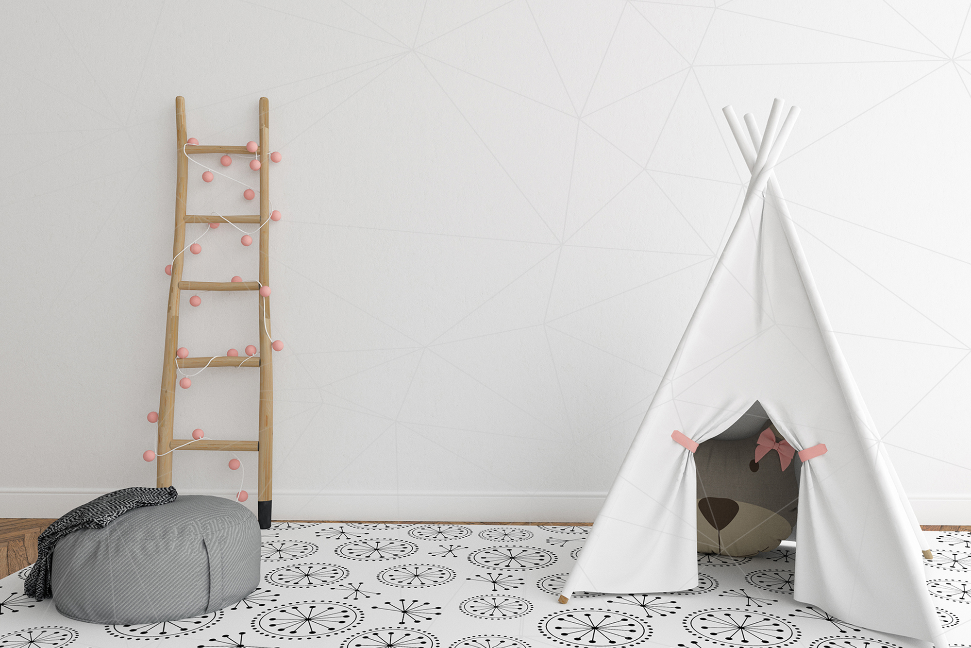 Nursery interior bundle - 10 images 60 off example image 10