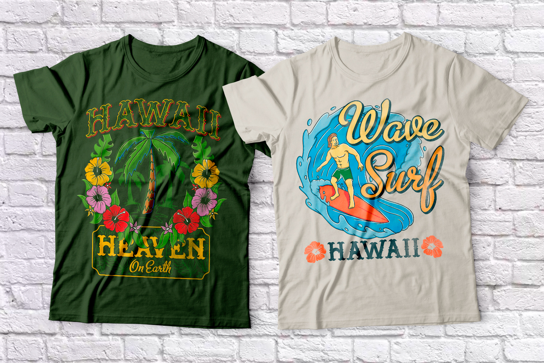 Hawaii Beach Typeface example image 6