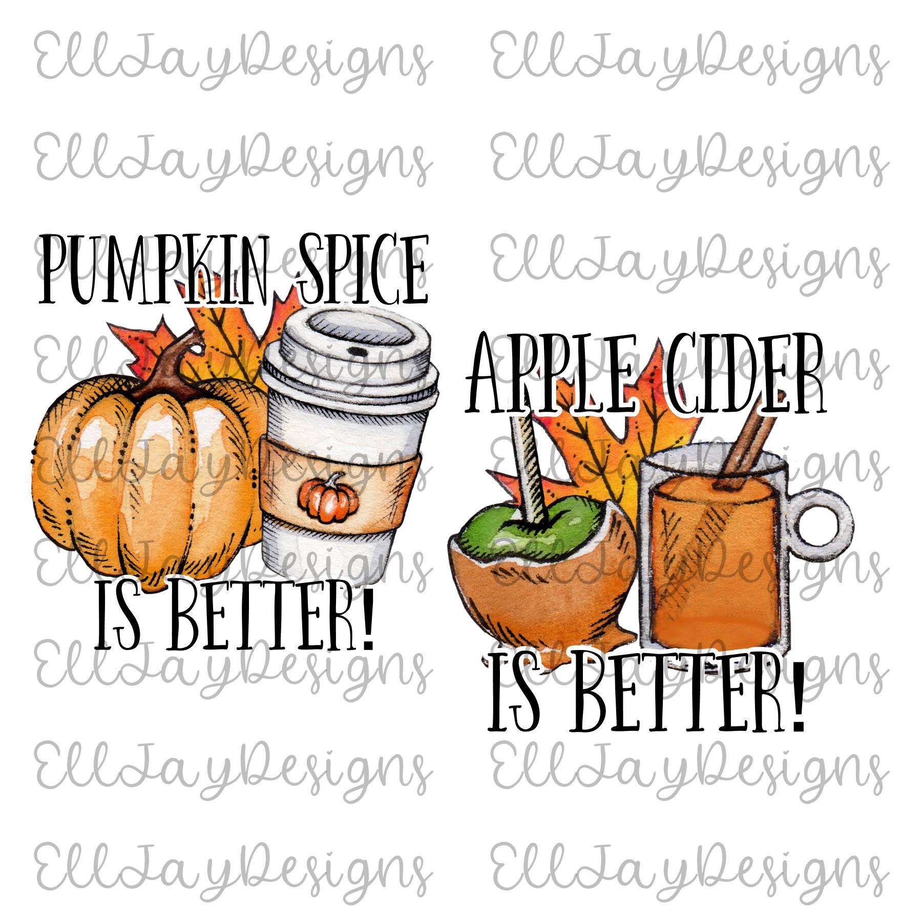 6 Plaid Pumpkin Sublimation Designs example image 3