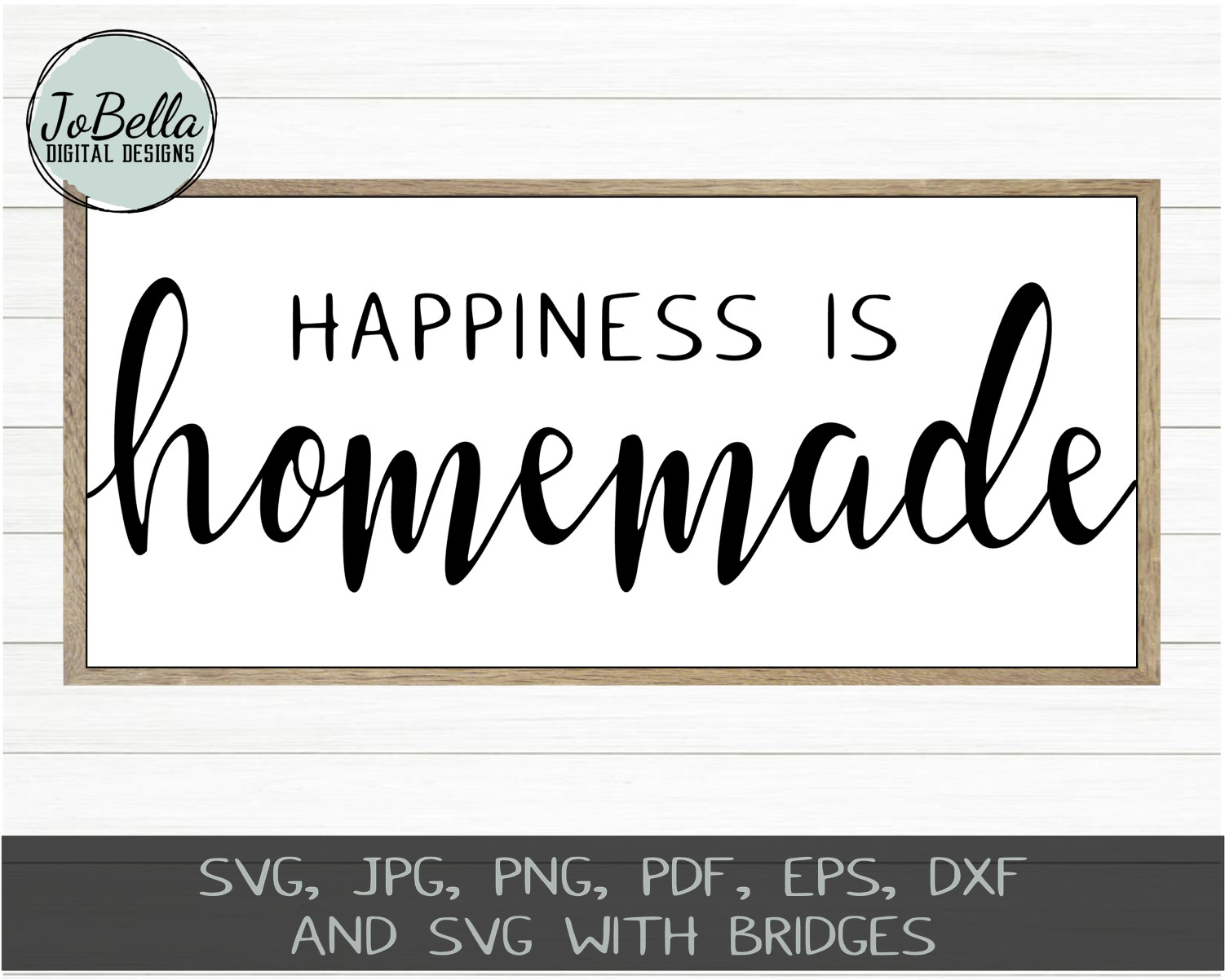 Home Wood Sign SVG Bundle - Farmhouse SVG Bundle example image 3
