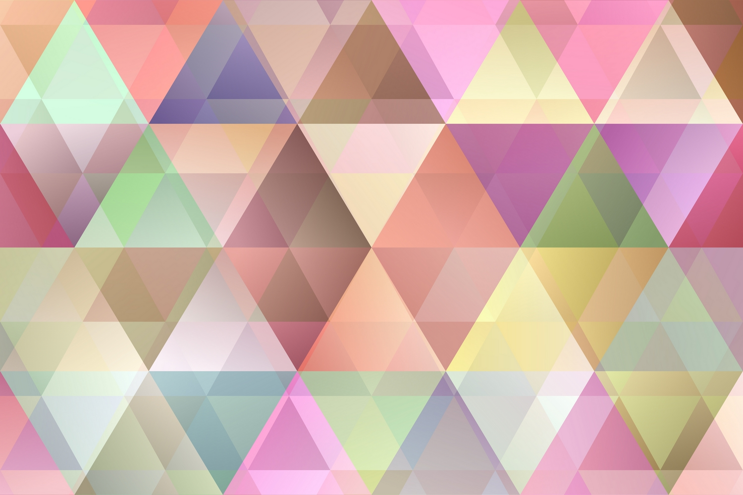 24 Gradient Polygon Backgrounds AI, EPS, JPG 5000x5000 example image 18