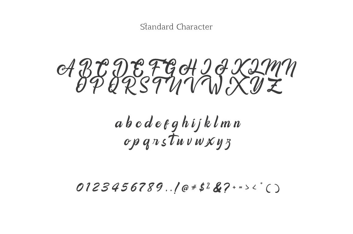 Amigos Typeface example image 5