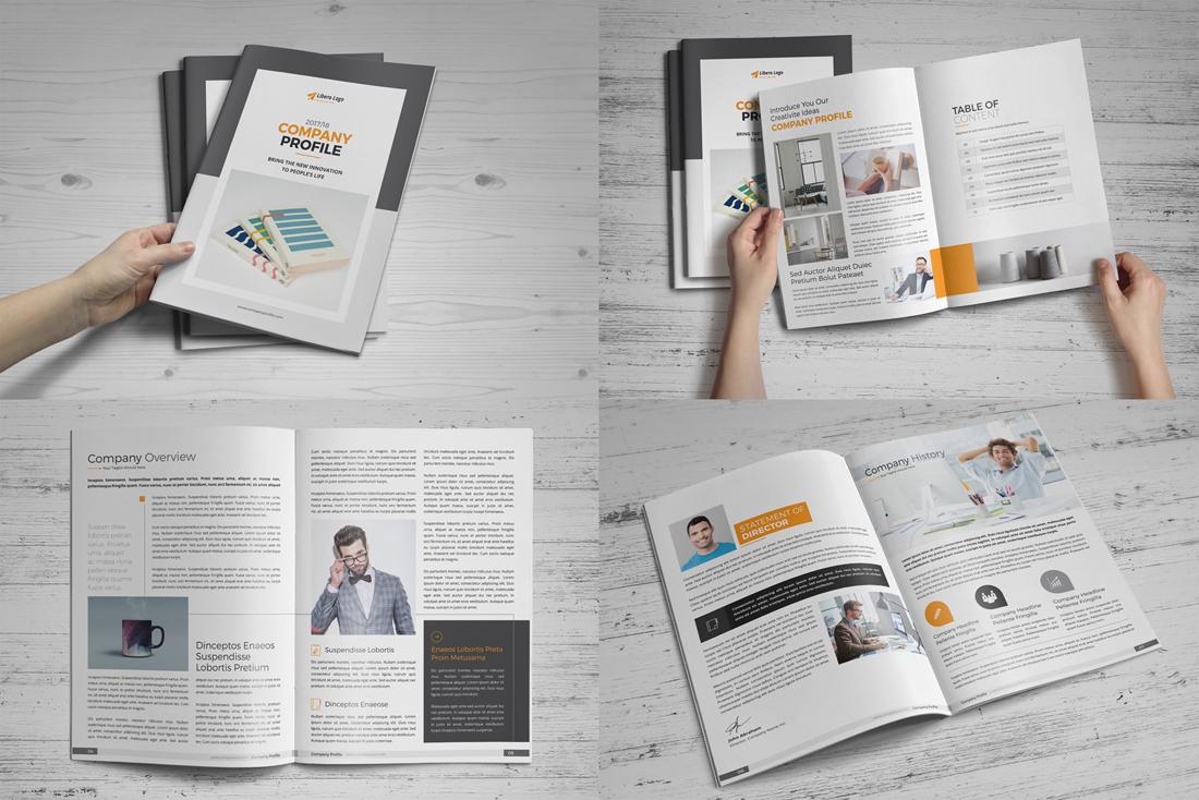 Company Profile Bundle example image 6