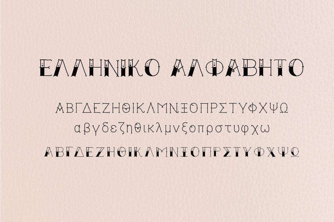 True Mama | Typeface Duo example image 4