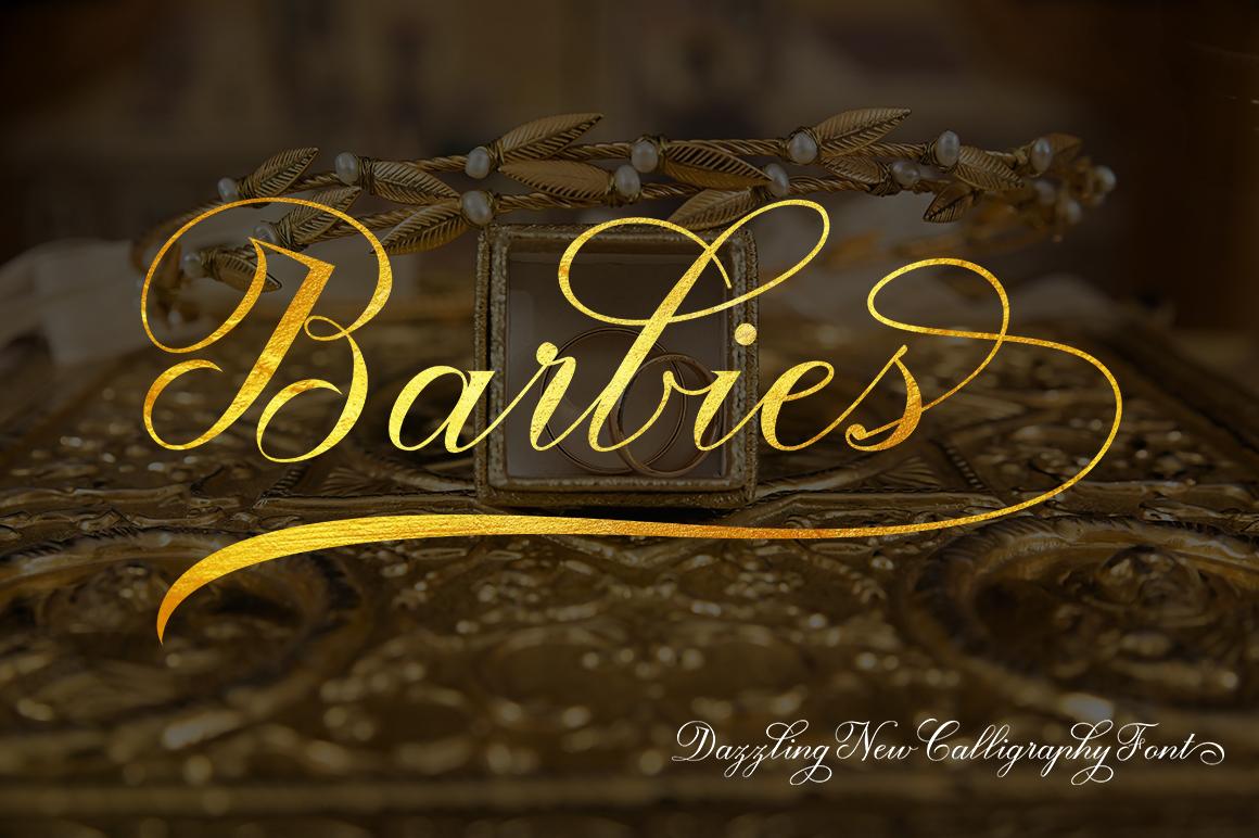 Barbies Script example image 1