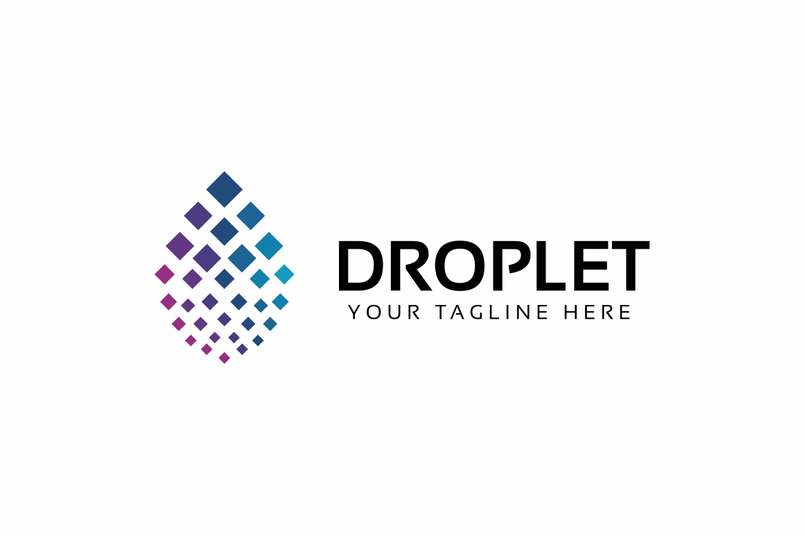 Droplet Logo example image 2
