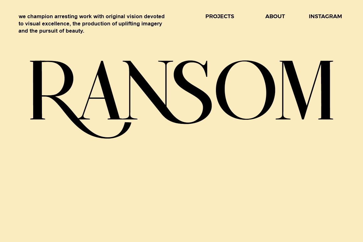 Konseric   Luxury Serif Font example image 6