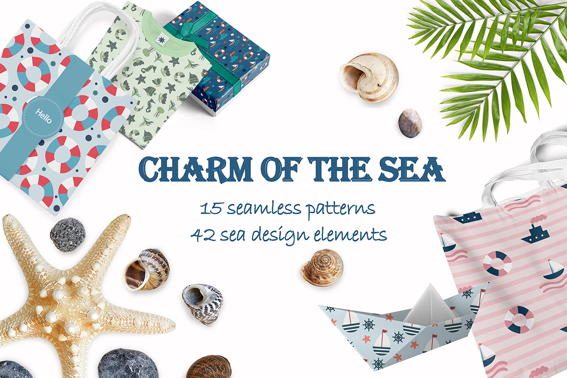 Charm of the Sea example image 1