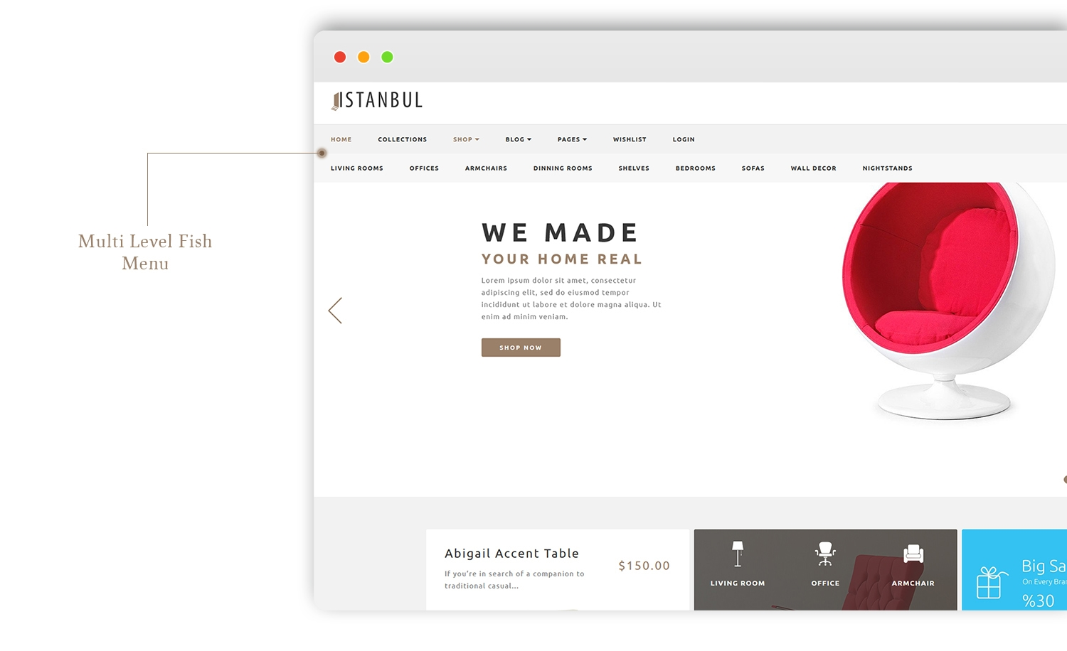 Istanbul Shopify Theme example image 5