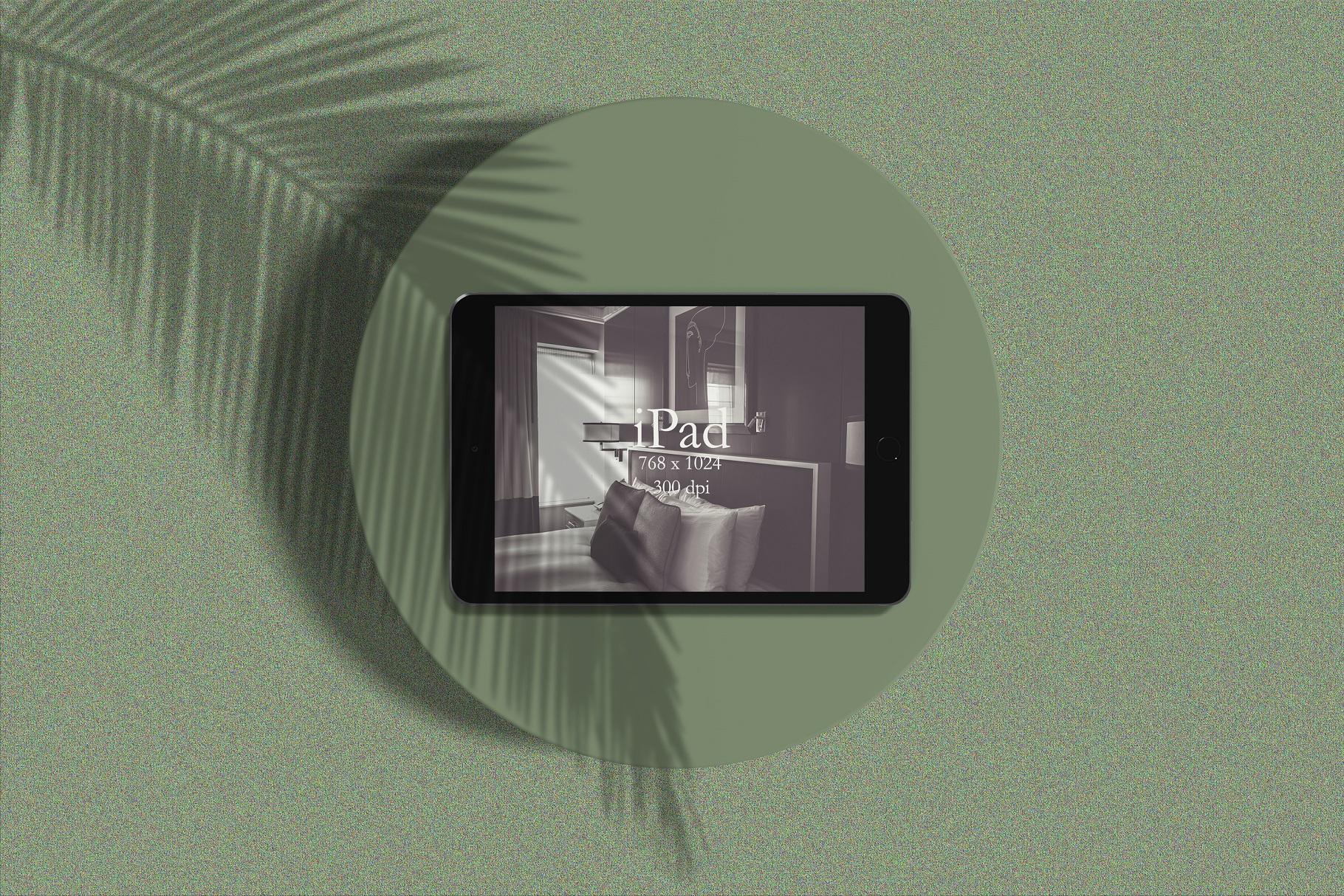 Minimal iPad Mockup example image 5