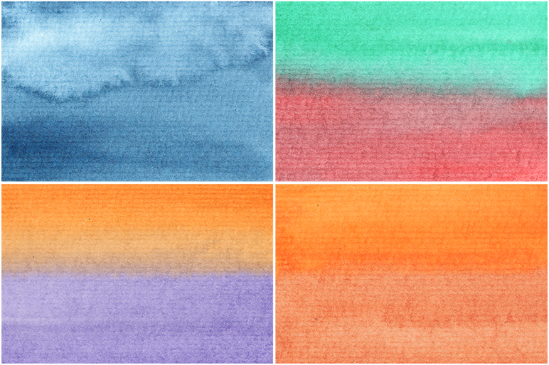 50 Watercolor Backgrounds 04 example image 12