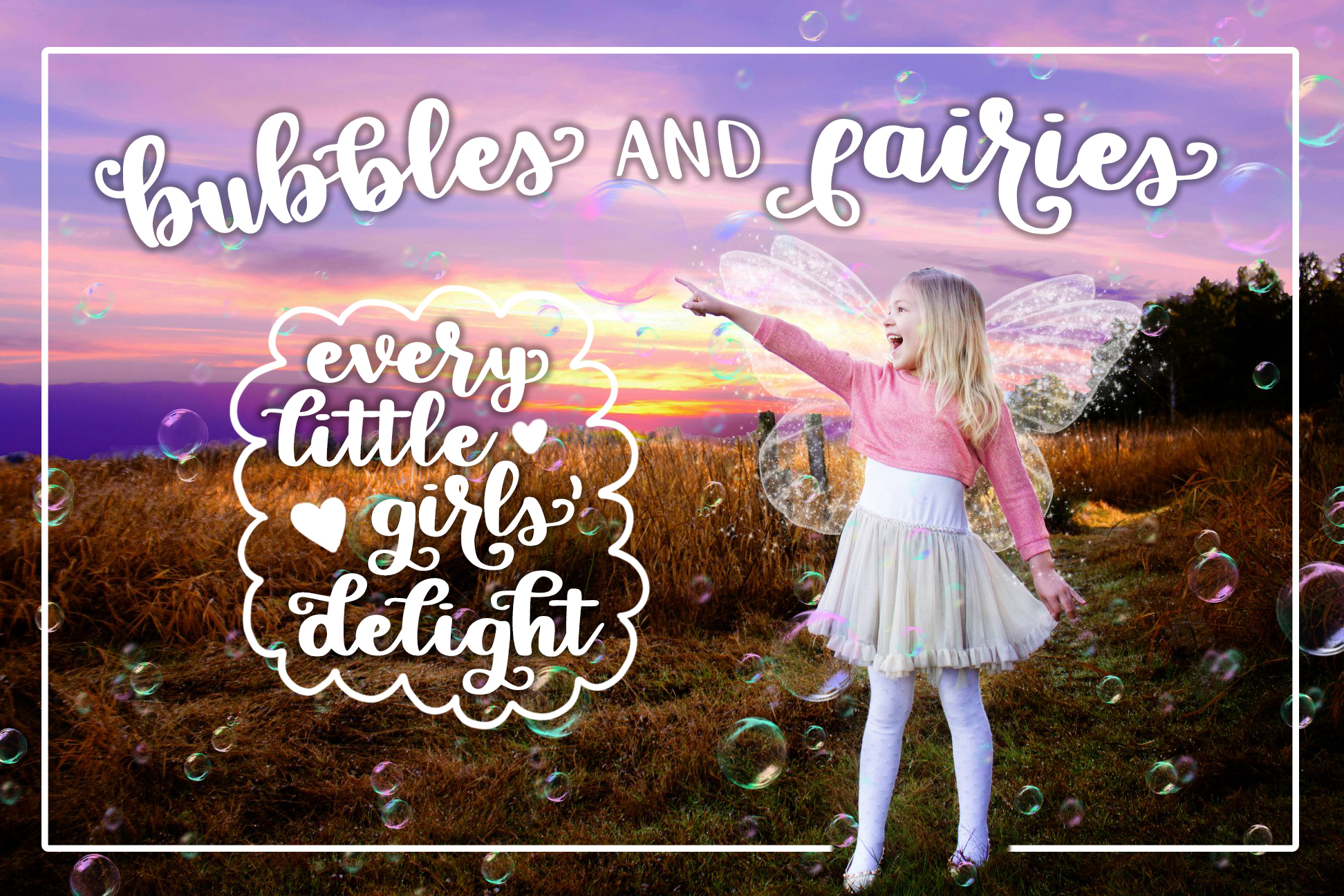 Firefly Nights - A Duo Font Family - Pretty Script example image 2