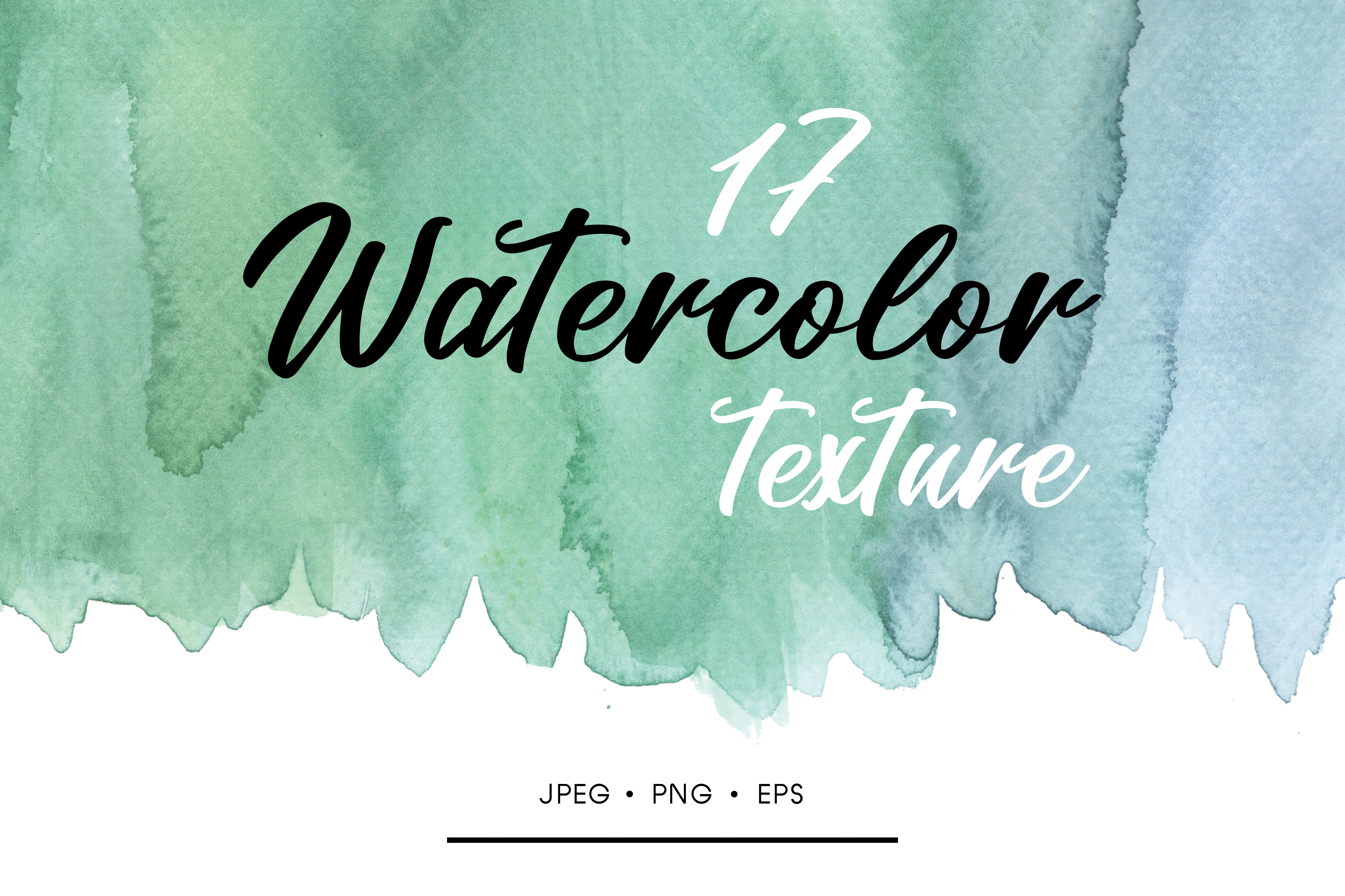 Watercolor texture example image 1