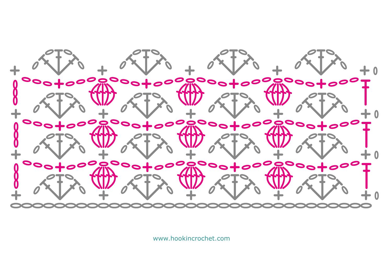 HookinCrochet Symbols 2 Font Software example image 4