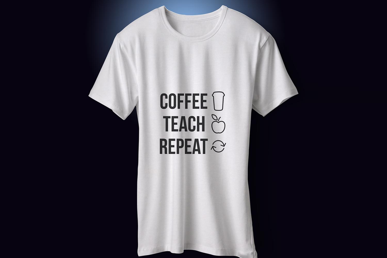 Teacher SVG Bundle. example image 5