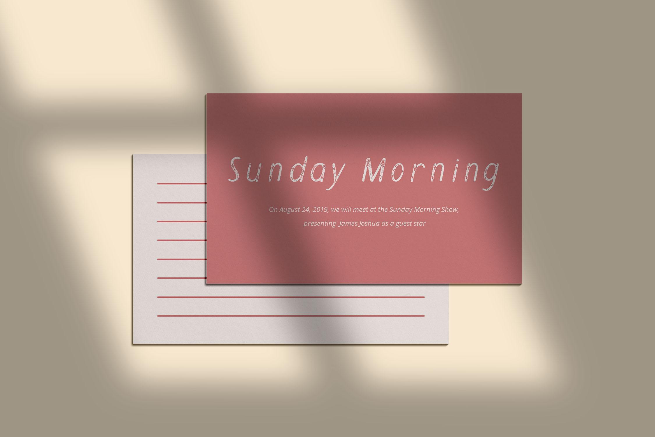 Sunnyside Sans example image 4