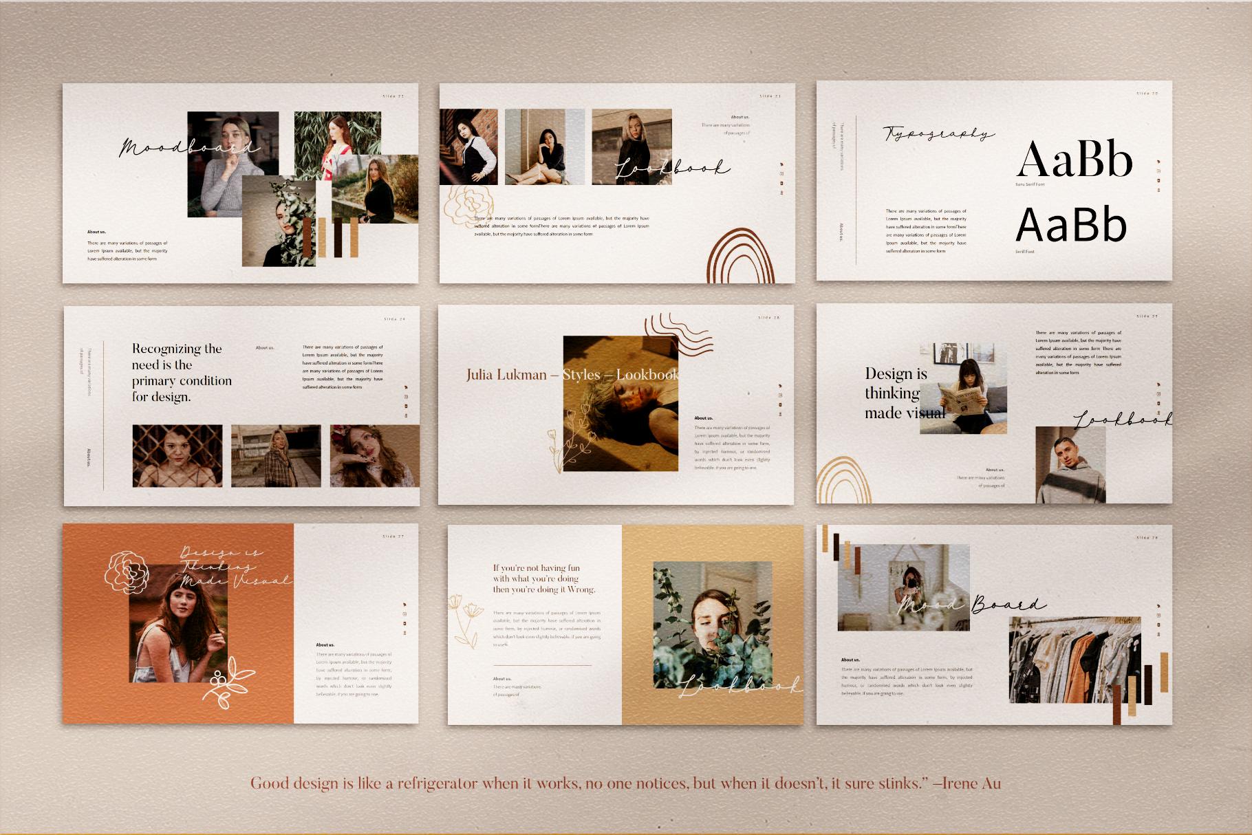 VIersa Creative Presentation Template example image 10