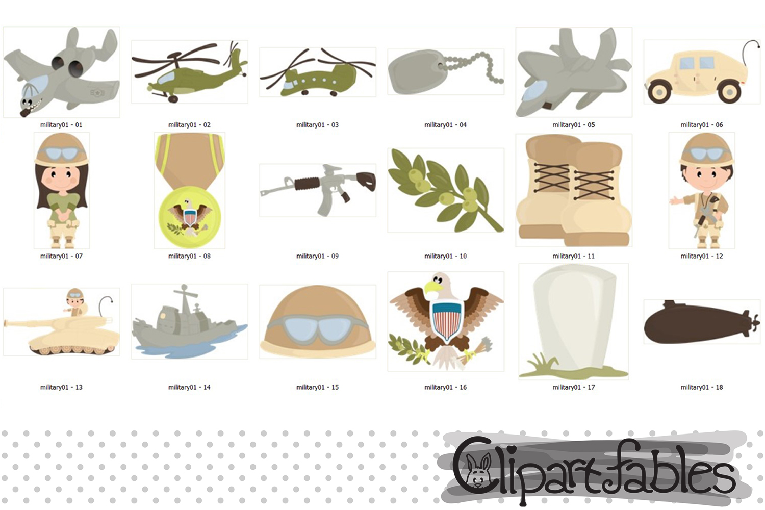 Memorial day, Military clipart, Cute army clip art, USA army example image 2