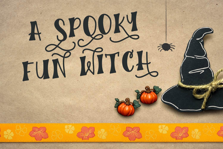 Halloween - A Spooky Halloween Duo! example image 3