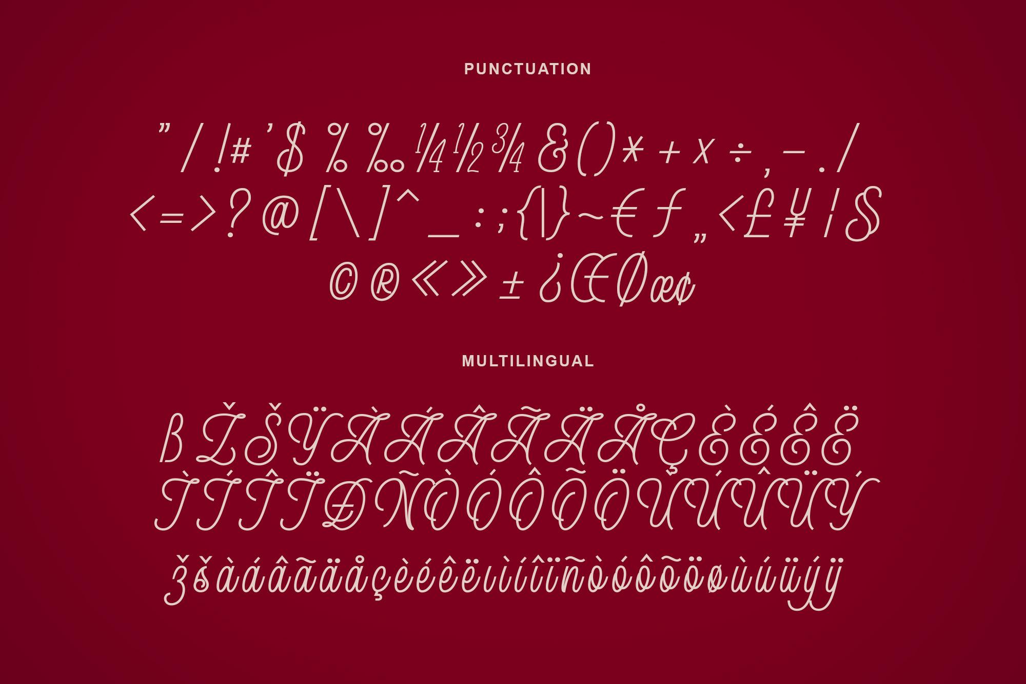 Queenline Script example image 10