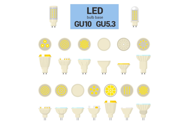147 colorful LED light bulbs example image 5