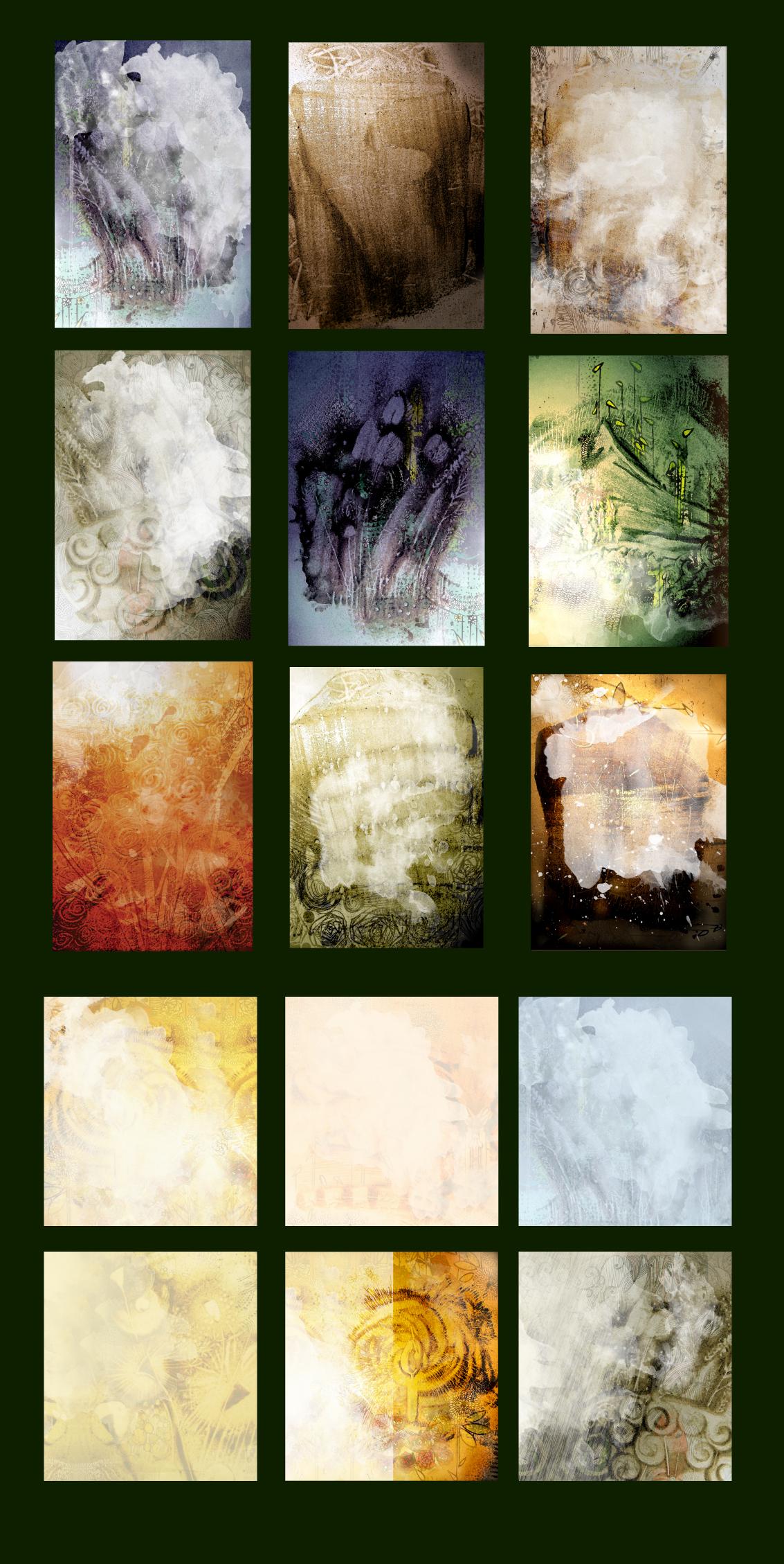 Unique Graphic background Texture BUNDLE example image 5