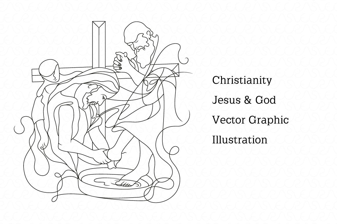 Christmas & New Year Bundle of Ornamental Mockups & Graphics example image 29