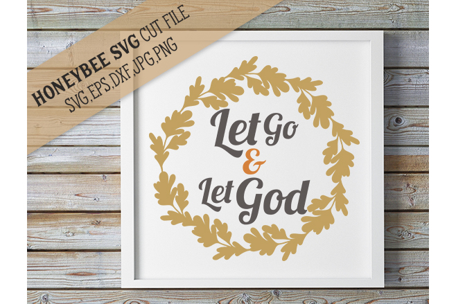 Let Go and Let God example image 1