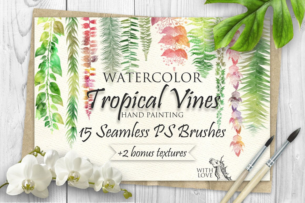 40%OFF! PS Brushes Bundle example image 3