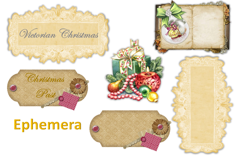 Mega Christmas Craft Bundle COmmercial Use example image 6