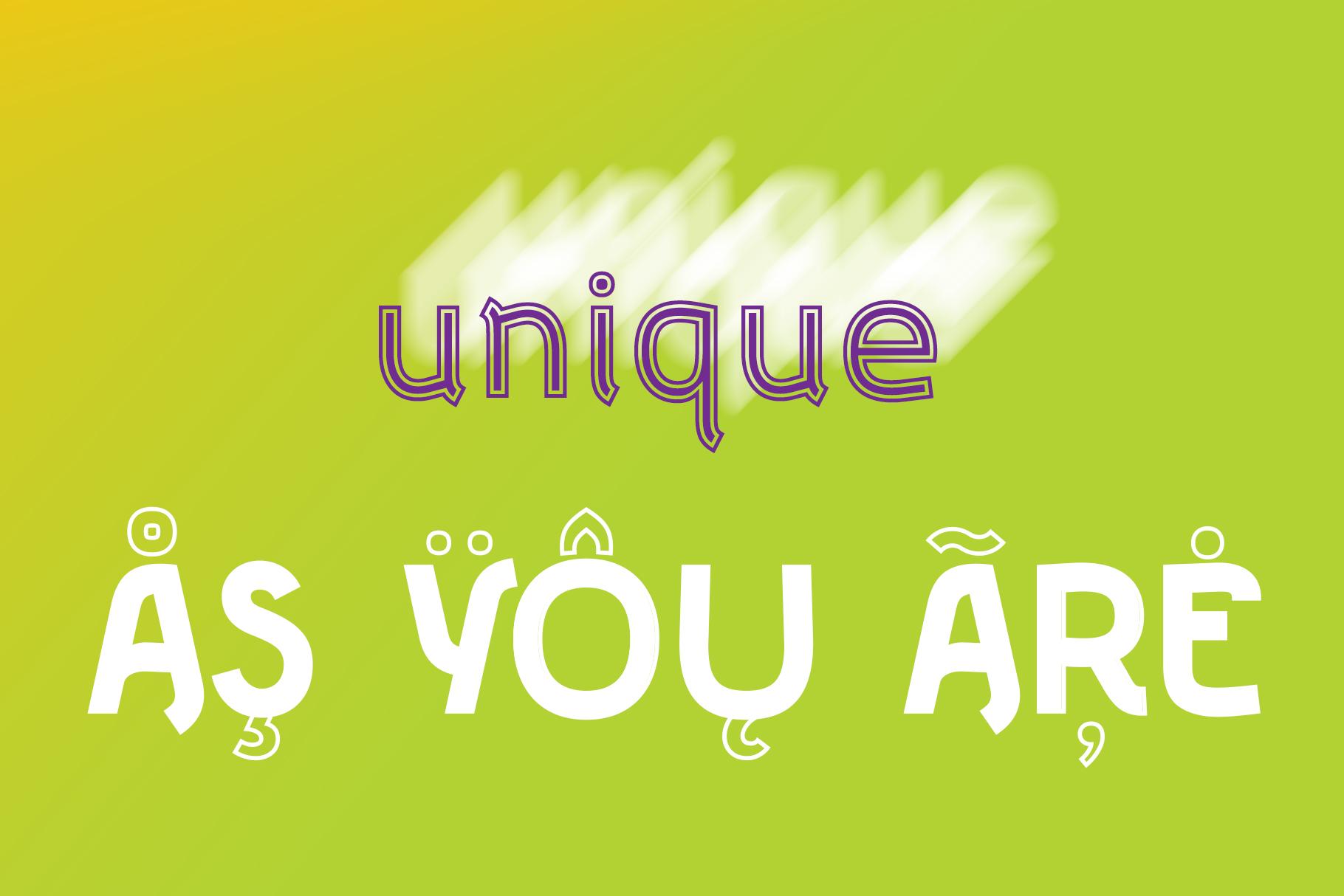 Etewut Sans example image 4